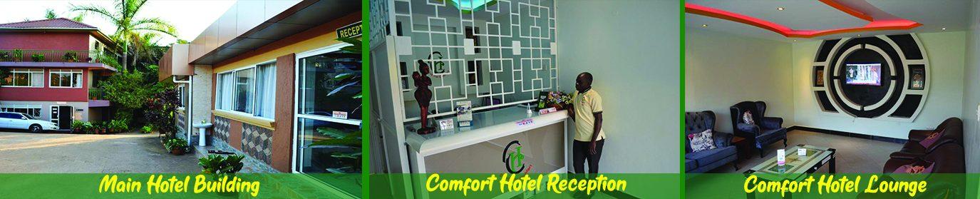 Comfort Hotel Entebbe